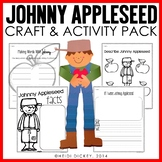 Johnny Appleseed Craft and Activity Pack