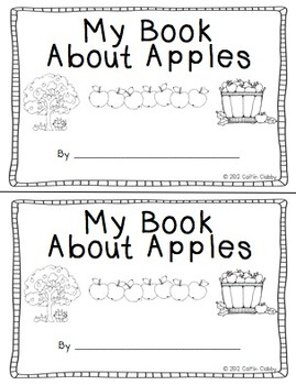 Johnny Appleseed Craftivity