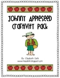 Johnny Appleseed Craftivity Pack