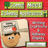 Johnny Appleseed Craftivity, Writing Project & Bulletin Board Display