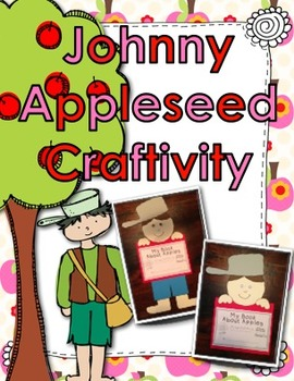 Johnny Appleseed Craftivity