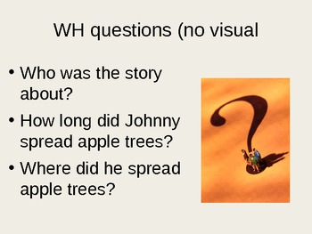 Johnny Appleseed Creative Powerpoint