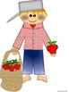 Johnny Appleseed Cutouts