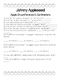 Johnny Appleseed Data Collection