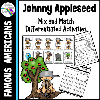 Johnny Appleseed Day Activities (John Chapman)
