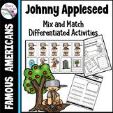 Johnny Appleseed Activities (John Chapman)