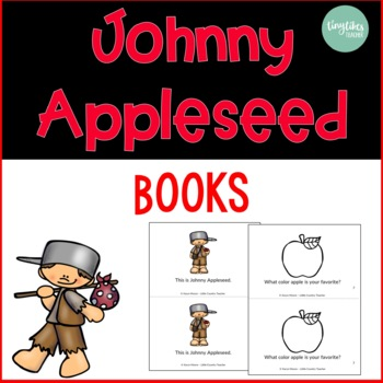Johnny Appleseed Day Books