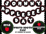 Johnny Appleseed Day Photo Booth