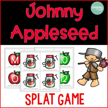 Johnny Appleseed Day SPLAT Game