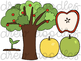 Johnny Appleseed Digital Clip Art Set