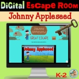 Johnny Appleseed | Digital Escape™ Room | Google Apps™