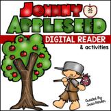 Johnny Appleseed Digital Reader & Activities