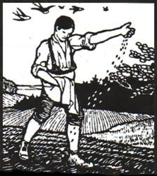 Johnny Appleseed - Easy Reading Version