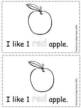 Johnny Appleseed Emergent Reader1