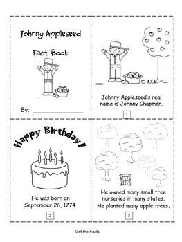 Johnny Appleseed Fact vs. Legend