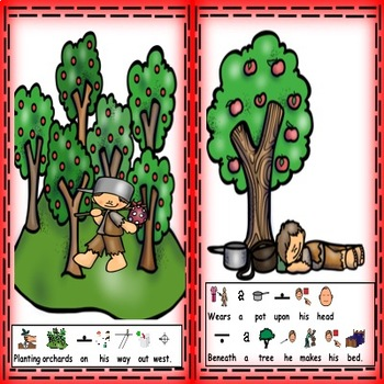 Johnny Appleseed, Fall Interactive Story: October