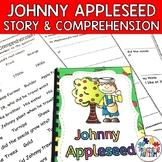 Johnny Appleseed Flashcard Story and Comprehension