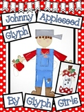 Johnny Appleseed Glyph (with Writing Options)
