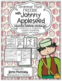 Johnny Appleseed Grammar Freebie!