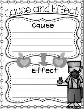 Johnny Appleseed Guided Reading Activities