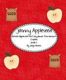 Johnny Appleseed Harcourt Grade 2