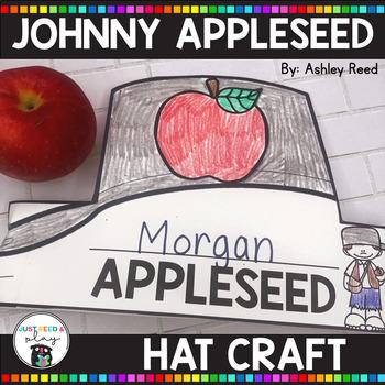 Johnny Appleseed Hat Template   Headband
