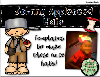 Johnny Appleseed Hat Craft