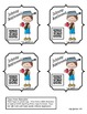 Johnny Appleseed Homework Fun using QR Codes (School to Home Connections)