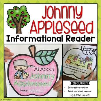 Johnny Appleseed Informational Reader
