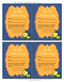 Johnny Appleseed Invitation