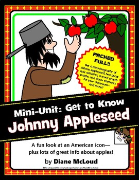 Johnny Appleseed (John Chapman) Fall Mini-Unit
