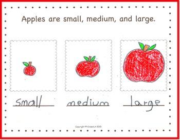 Johnny Appleseed KinderLit Book