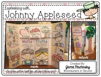 Johnny Appleseed Lapbook Set!