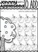 Johnny Appleseed Learns to Add FREEBIE (addition for K-1)