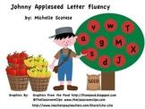 Johnny Appleseed Letter Fluency