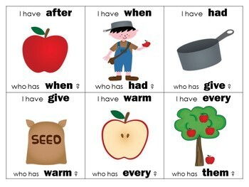 Johnny Appleseed Literacy Center Mini Pack