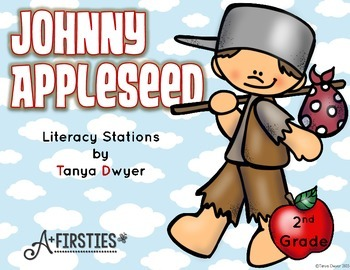 Johnny Appleseed Literacy Stations