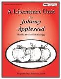 Johnny Appleseed Literature Unit
