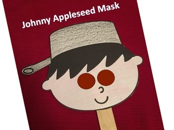 Johnny Appleseed Mask