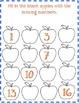 Johnny Appleseed Math Unit