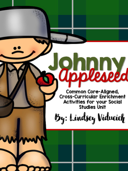 Johnny Appleseed Math and Literacy Activities