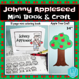 Johnny Appleseed Mini Book and Craft