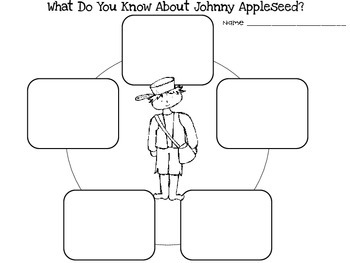 Johnny Appleseed Mini-Pack