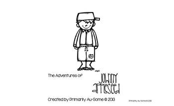 Johnny Appleseed Mini Reader