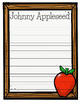 Johnny Appleseed Mini Unit