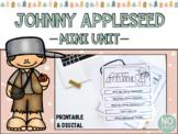 Johnny Appleseed Mini Unit (Printable & Digital)