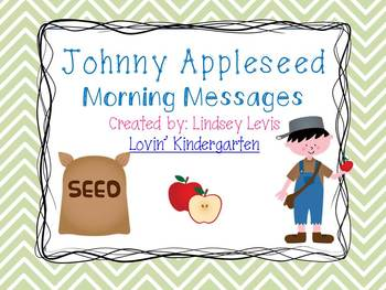 Johnny Appleseed - Morning Messages