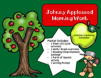 Johnny Appleseed Morning Work
