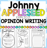 Johnny Appleseed Opinion Writing