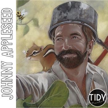 Johnny Appleseed PebbleGo Scavenger Hunt Online Research